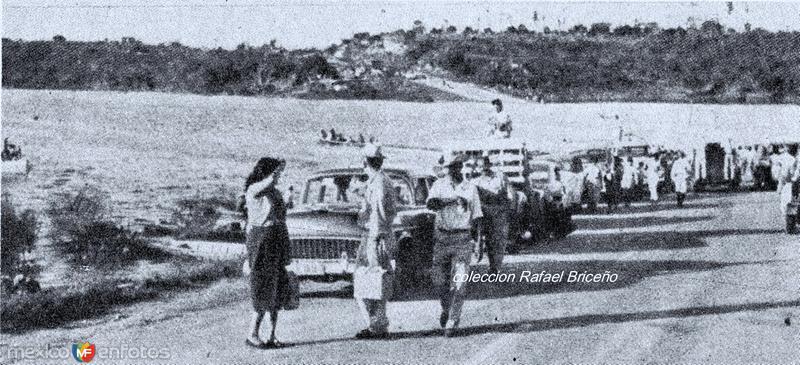 Fotos de Tampico, Tamaulipas, M�xico: Ave.Hidalgo x Lomas de Rosales 1955