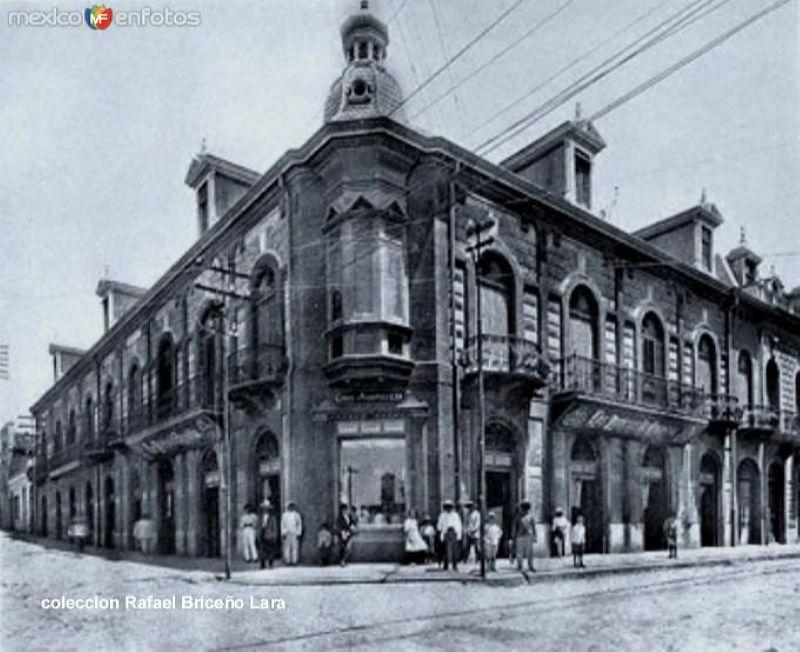 Fotos de Tampico, Tamaulipas, M�xico: Los Precios de Francia, Calle Juarez  y  Fco.I.Madero