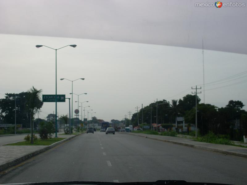 """avenida """"ESCARCEGA CAMPECHE"""""""