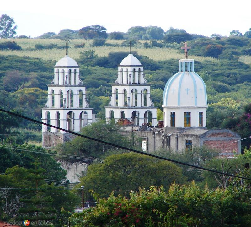 Fotos de Tarimoro, Guanajuato, México: Templo