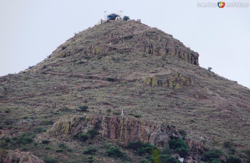 Capilla en el cerro