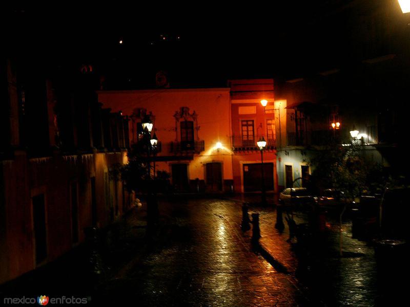 Lluvia en Lascuráin de Retana