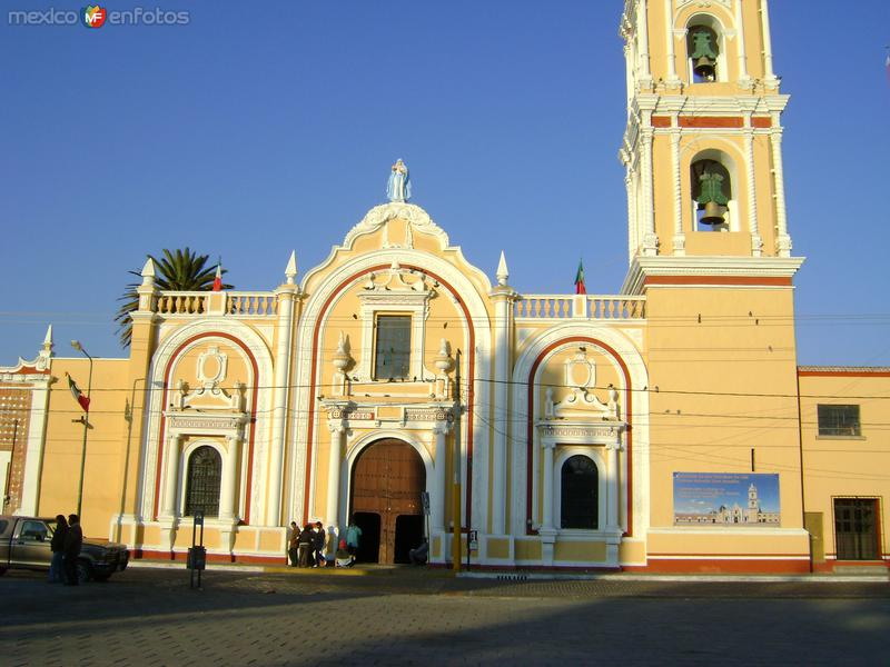 Fotos de Tepeaca, Puebla, M�xico: Iglesia del Ni�o Doctor
