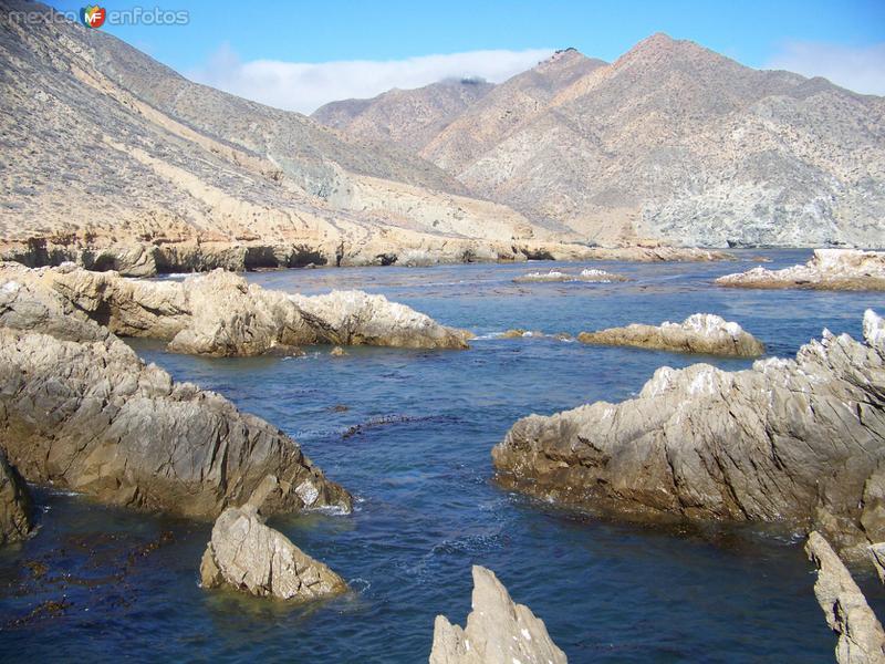 Isla de Cedros Punta norte