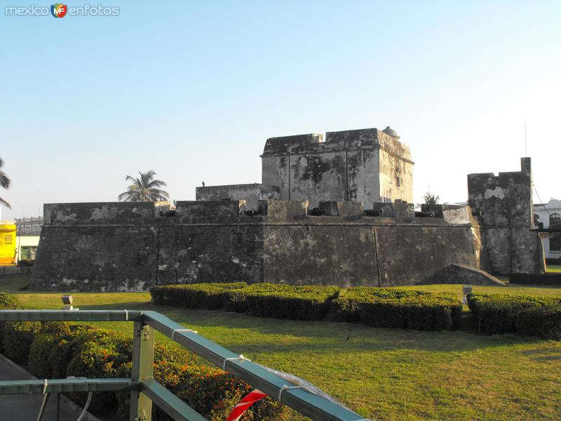 Fotos de Veracruz, Veracruz, M�xico: BALUARTE DE SANTIAGO