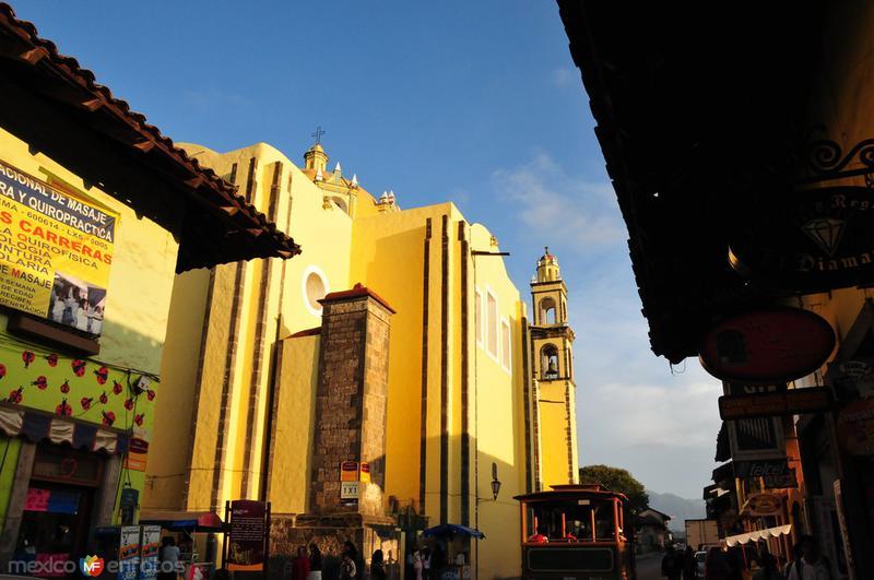 Centro Historico de Zacatlán