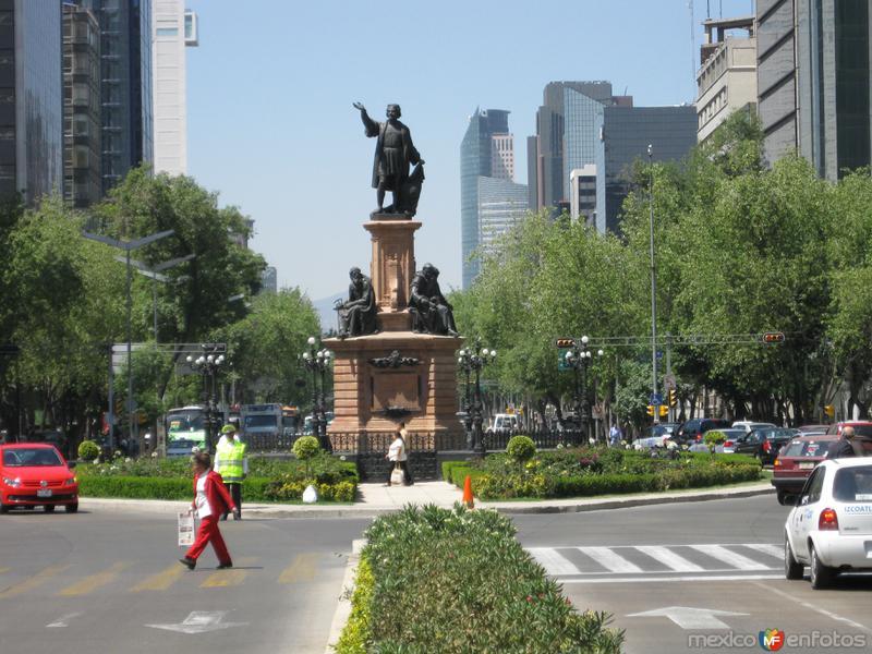 Monumento Cristobal Colon
