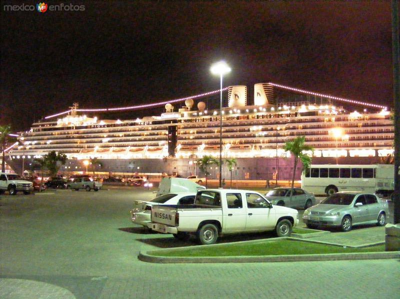 Crucero Oosterdam! Visto Desde Sam