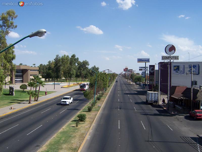 Blvd Benito Juarez
