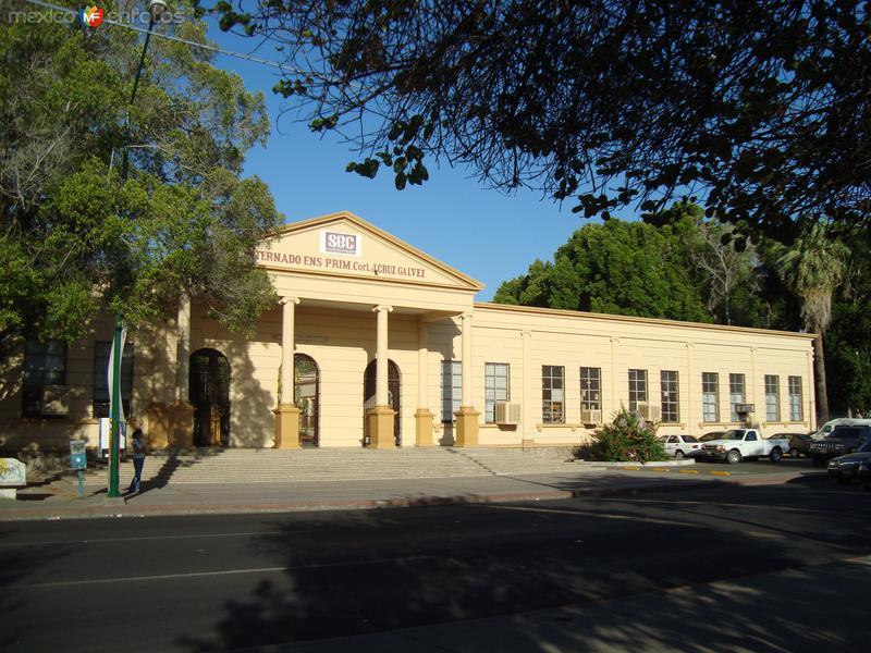 Fotos de Hermosillo, Sonora, M�xico: Internado Cruz Galvez