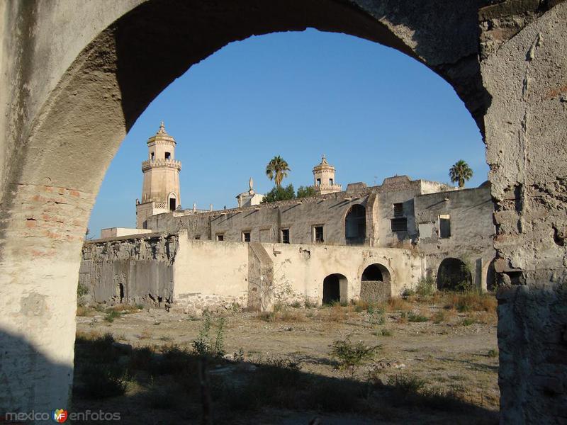 Castillo de Jaral de Berrio