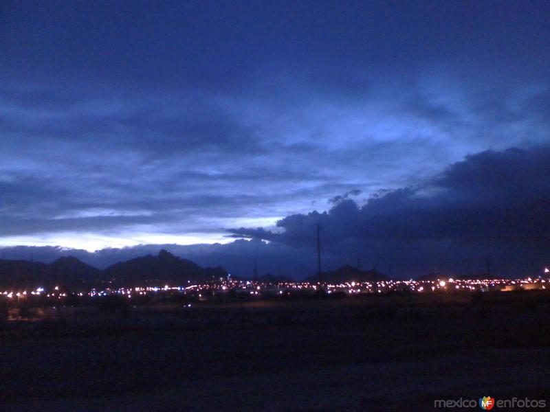 Fotos de Ciudad Ju�rez, Chihuahua, M�xico: azul