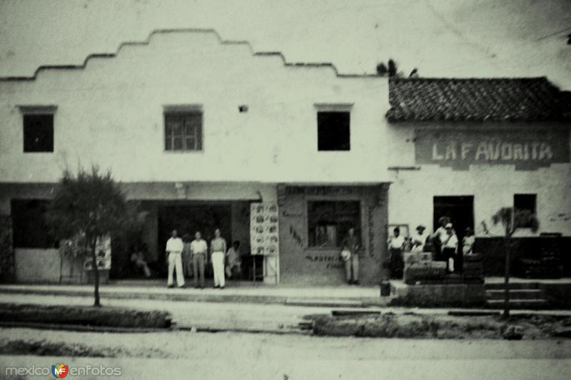 Fotos de Acayucan, Veracruz, México: Calle Guadalupe Victoria.