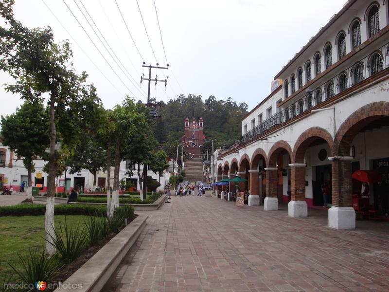 Portales Plaza Benito Juarez