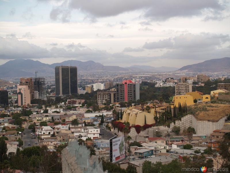 Tijuana nublada