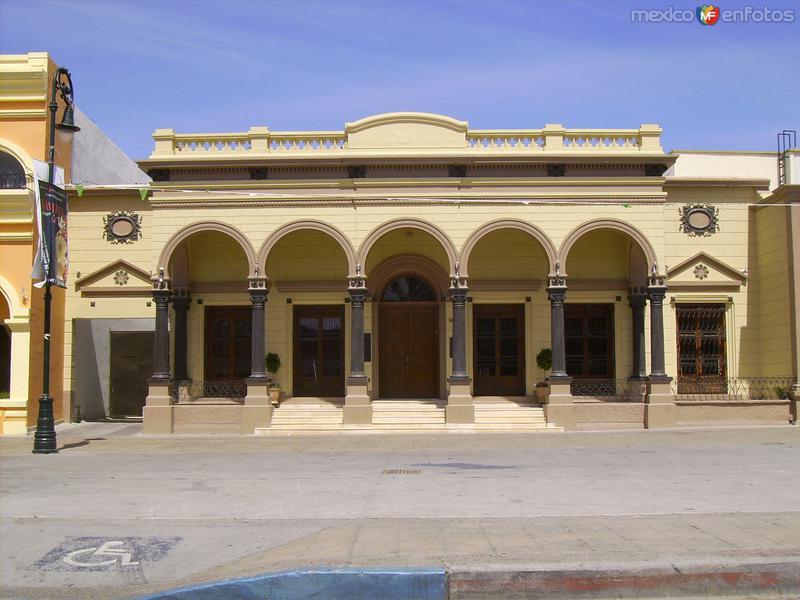Fotos de Hermosillo, Sonora, México: edificio viejo