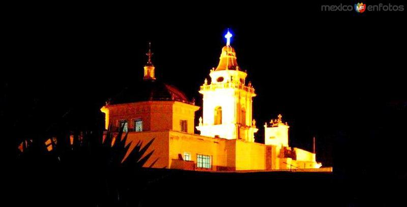 iglesia de Ixtlán del Río