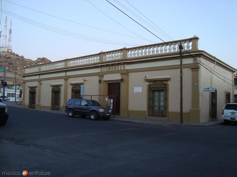 Fotos de Hermosillo, Sonora, M�xico: Edificio del Antiguo Colegio de Sonora