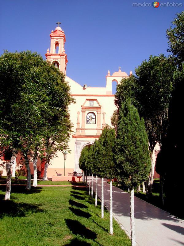 Fotos de Tolcayuca, Hidalgo, México: Tolcayuca Hidalgo(Iglesia San Juan Bautista)