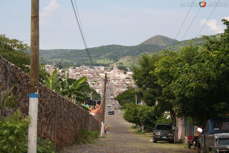 Bajando a Ixtlán