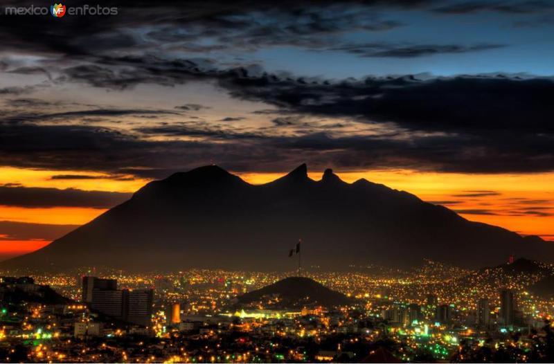 Fotos de Monterrey, Nuevo León, México: Cerro de la Silla