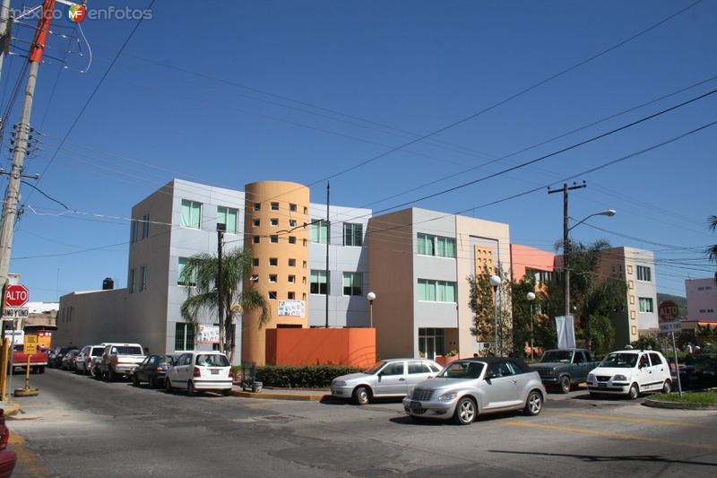 Edificio de la Sección XX