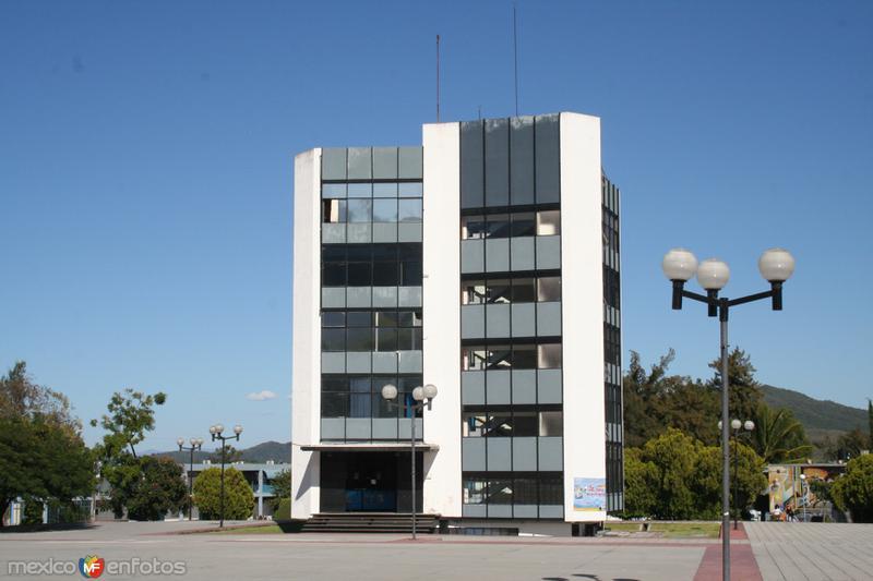 Edificio de Rectoria de la UAN