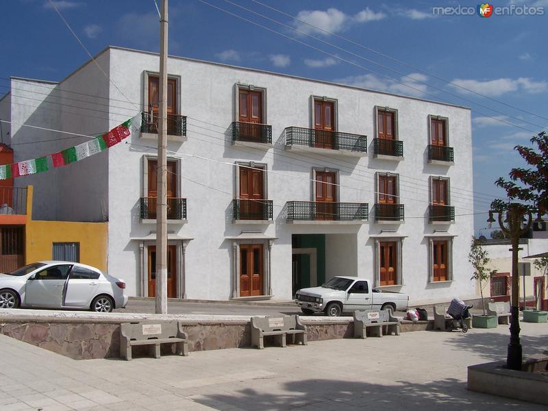 Fotos de Villa de la Paz, San Luis Potos�, M�xico: hotel