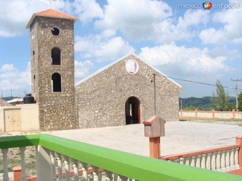 Fotos de Chinampa de Gorostiza, Veracruz, M�xico: Iglesia de san Antonio de Padua