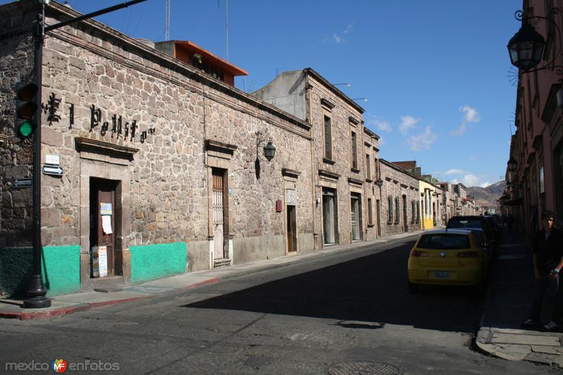 Por las Calles de Morelia