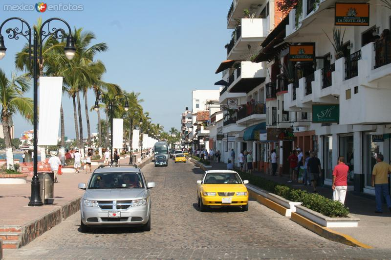 Malecón de Vallarta