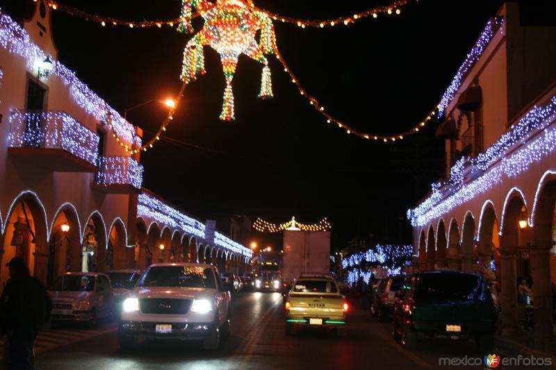 Noches navideñas en Ixtlán