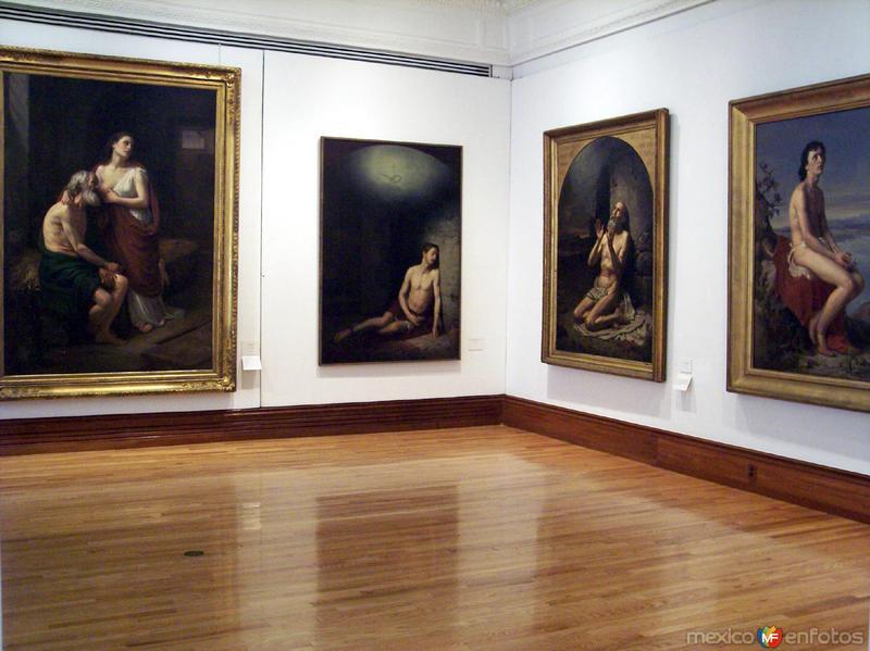 Museo Nal. de Arte (MUNAL) Sala
