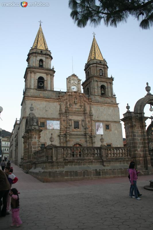 Fotos de Talpa, Jalisco, M�xico: Bas�lica de  Nuestra  Sra.  del  Rosario  de  Talpa