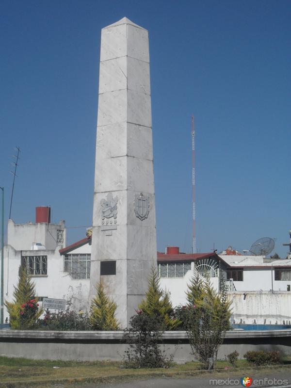 Obelisco de los 400 años