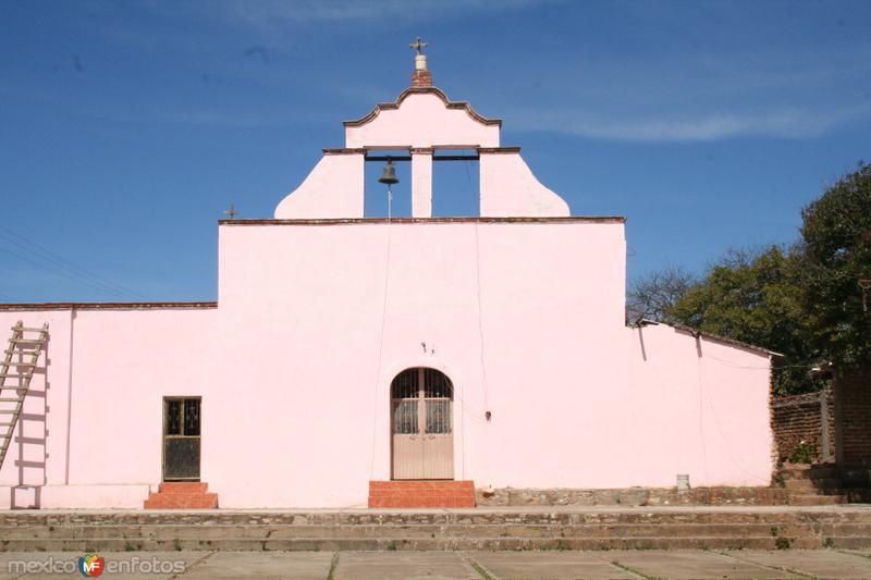 Iglesia de Madero