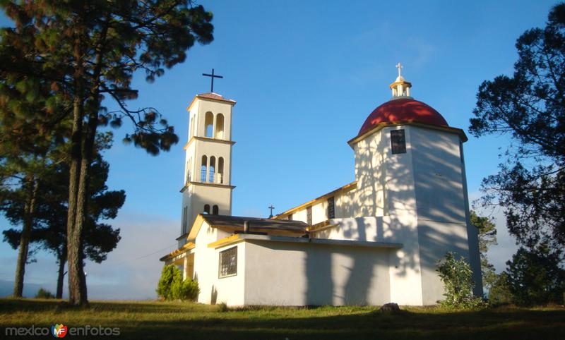 Cerrito del Calvario, Iglesia.