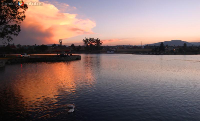 Laguna Chignahuapan.