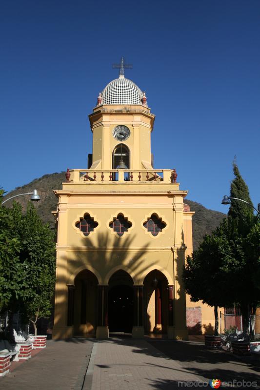 La iglesia de San Jero