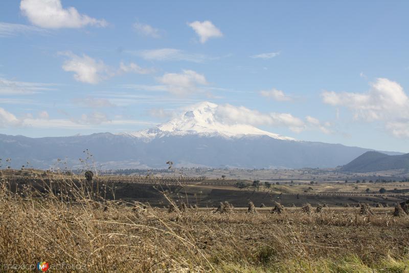 Vista desde Juchitepec