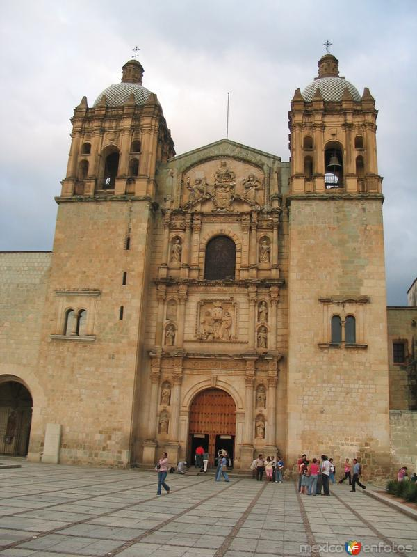 Fotos de Oaxaca, Oaxaca, México: Iglesia de Santo Domingo
