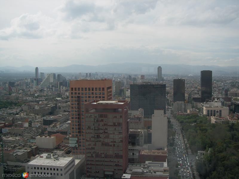La dos Torres mas altas de Latino America