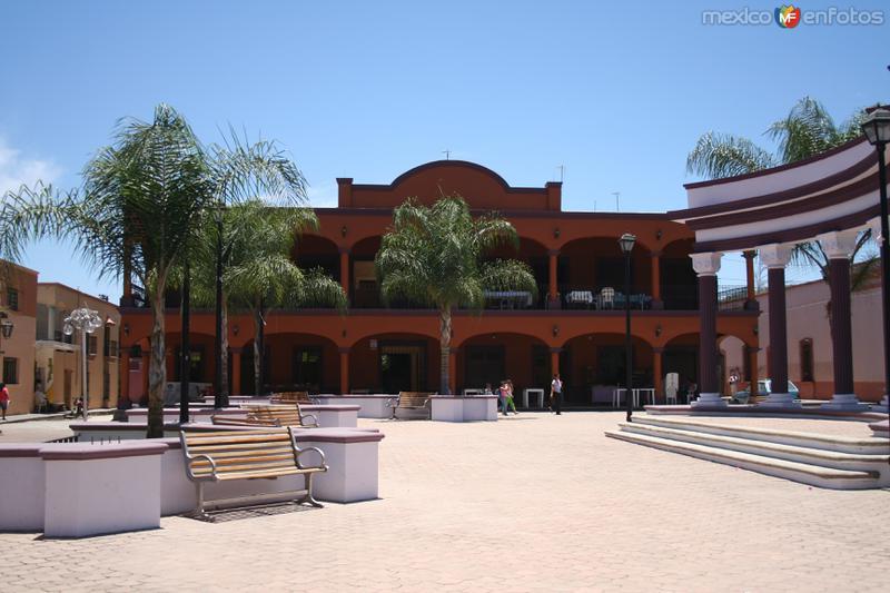 Mercado de Jala