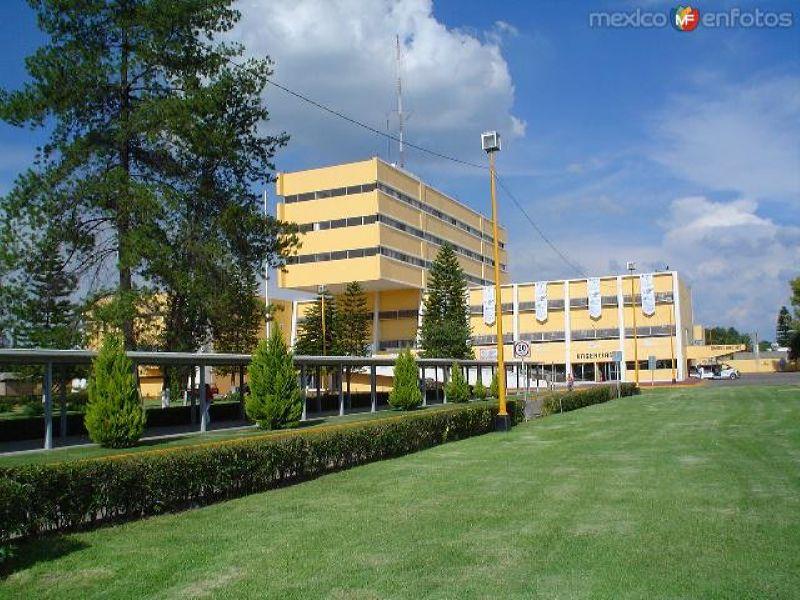 HOSPITAL PEMEX, SALAMANCA,GTO