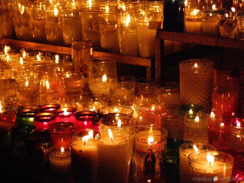 Una luz para los que se han ido