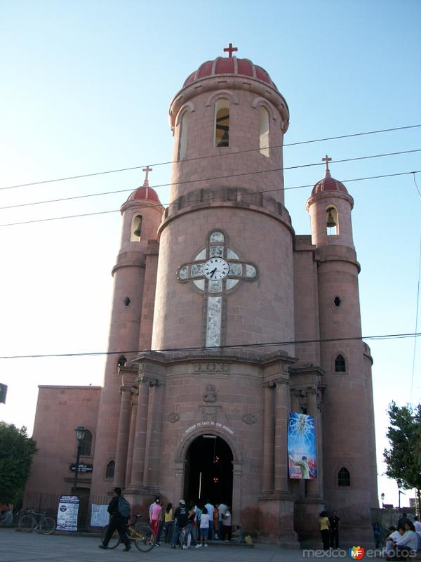 Templo del Sr. de Burgos del Saucito