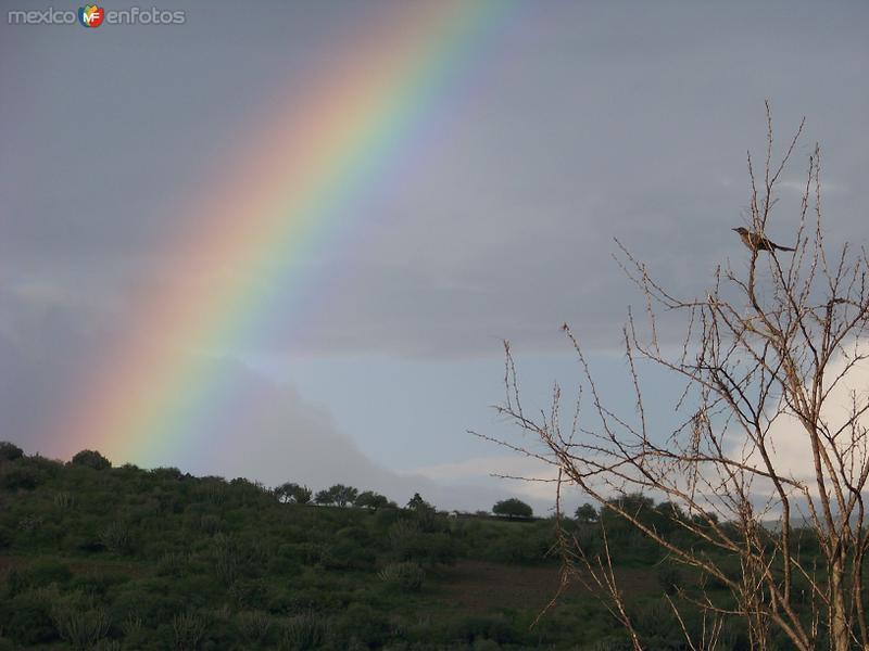 Que bonito arcoiris