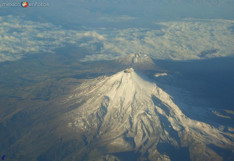 mirada desde el avion