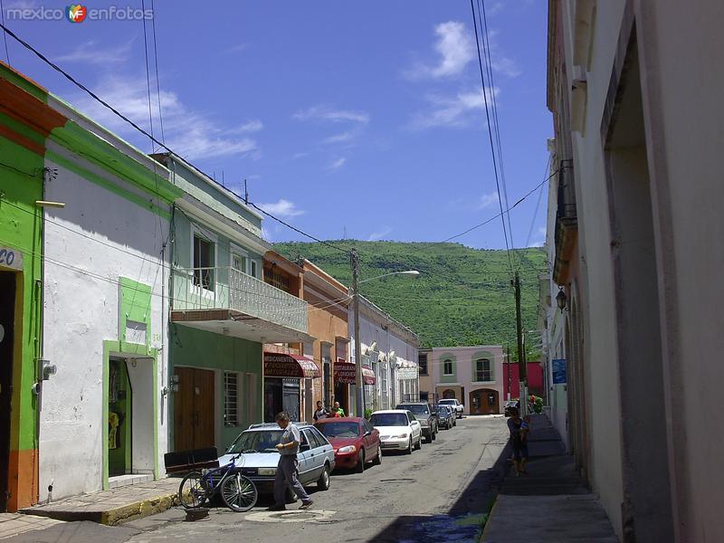 Calle de Ixtlán