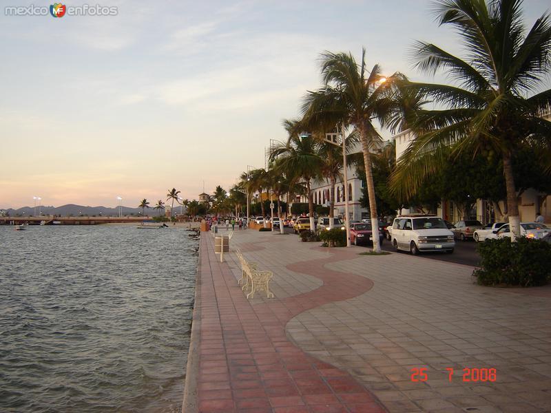 Malecón La Paz, BCS.
